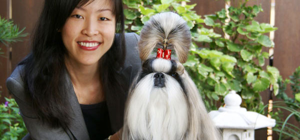Ms Annie Goh's Top Winning Shih Tzu