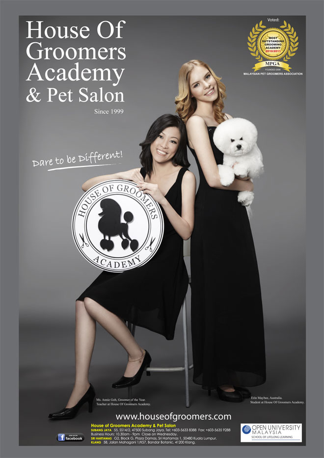House Of Groomers Academy & Pet Salon