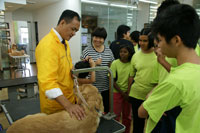 A special day with special kids at House Of Groomers Academy